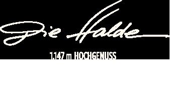 Die Halde - Das Schauinsland Hotel